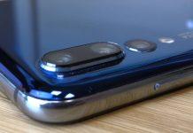 câmera triplo huawei p20 pro