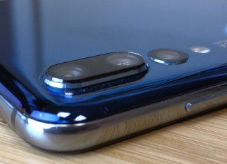 华为p20 pro三合一相机