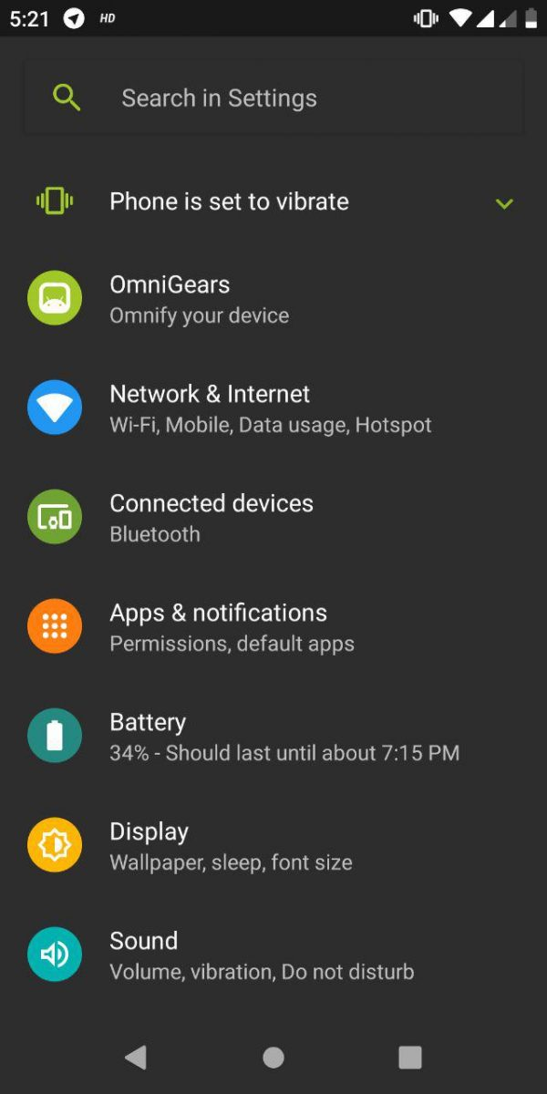 The best custom ROM for Xiaomi Redmi Note 5 Pro - GizChina it