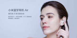 xiaomi mi bluetooth headset air