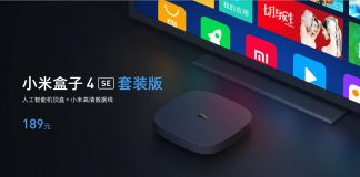 xiaomi me tv box xnumx si