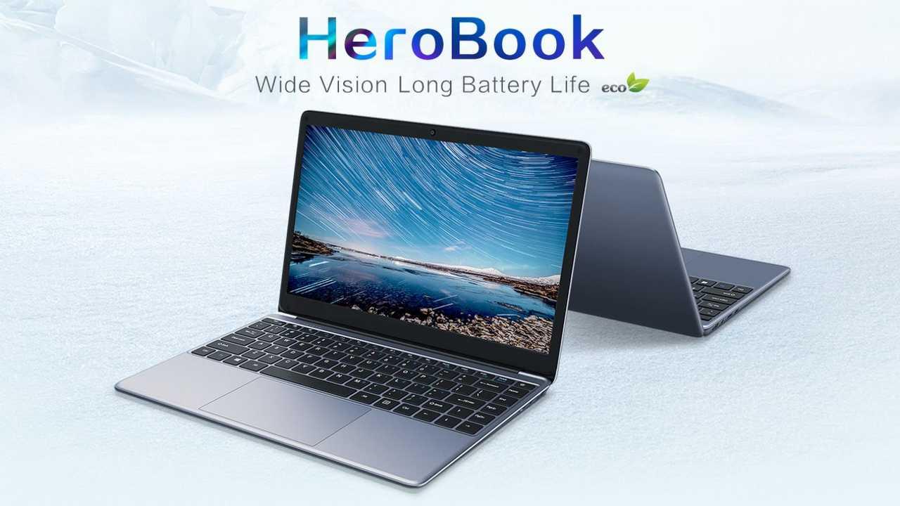 CHUWI Herobook - Banggood
