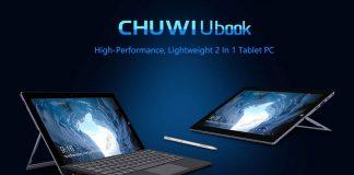 chuwi ubook