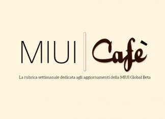 miui cafe miui 10 globale Beta