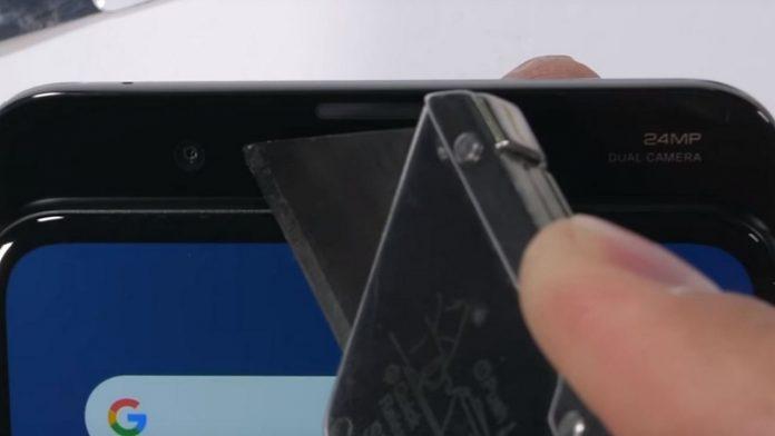 Xiaomi mich Mix 3