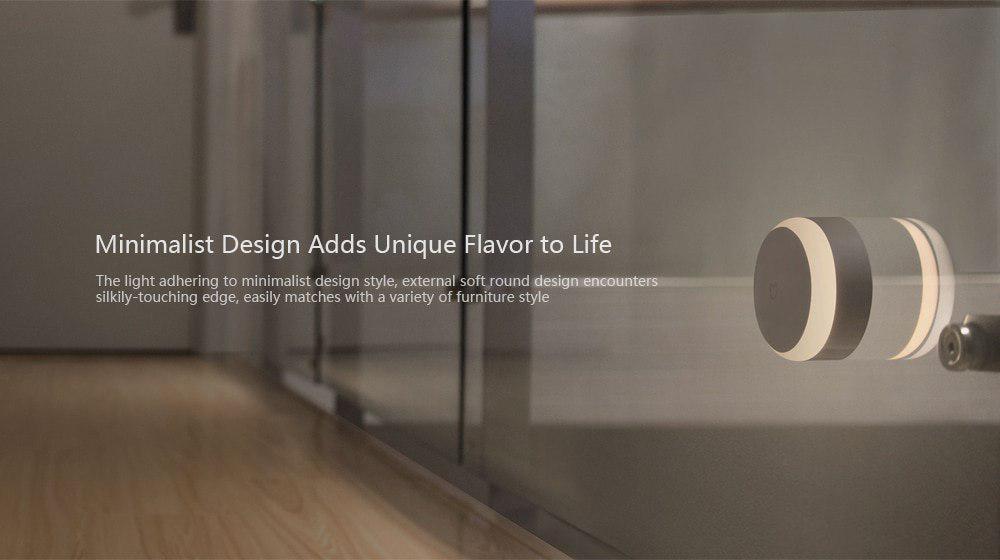 Xiaomi MiJIA LED z czujnikiem podczerwieni - Banggood