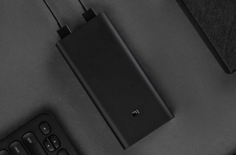 Xiaomi Power Bank 3 Pro – 20.000 mAh QC 3.0 – Banggood