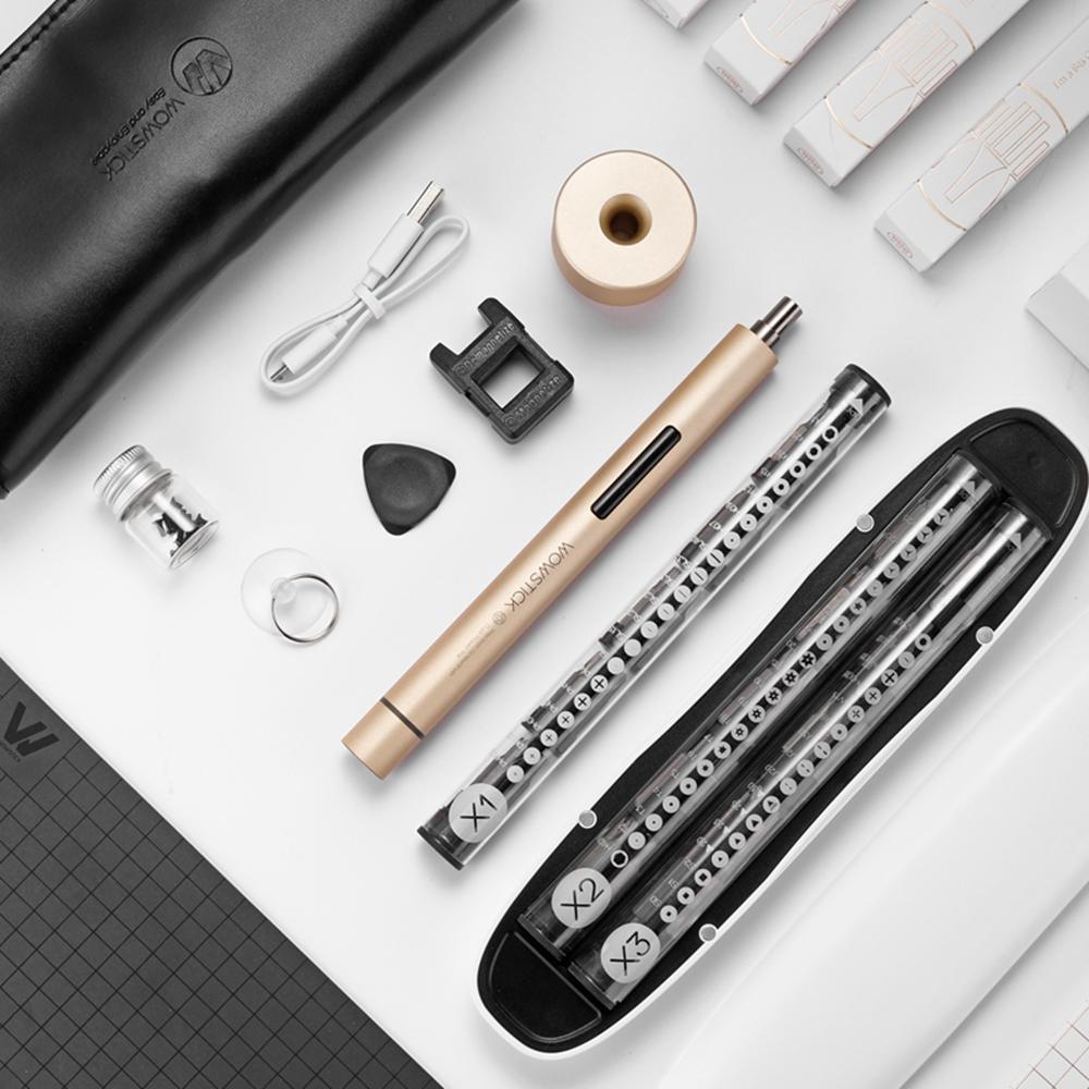 Xiaomi Wowstick 1 + - KIT 56 en 1 - Banggood