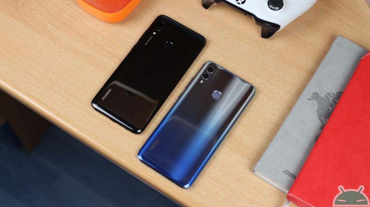 Huawei P Smart 2019 vs. Honor 10 Lite