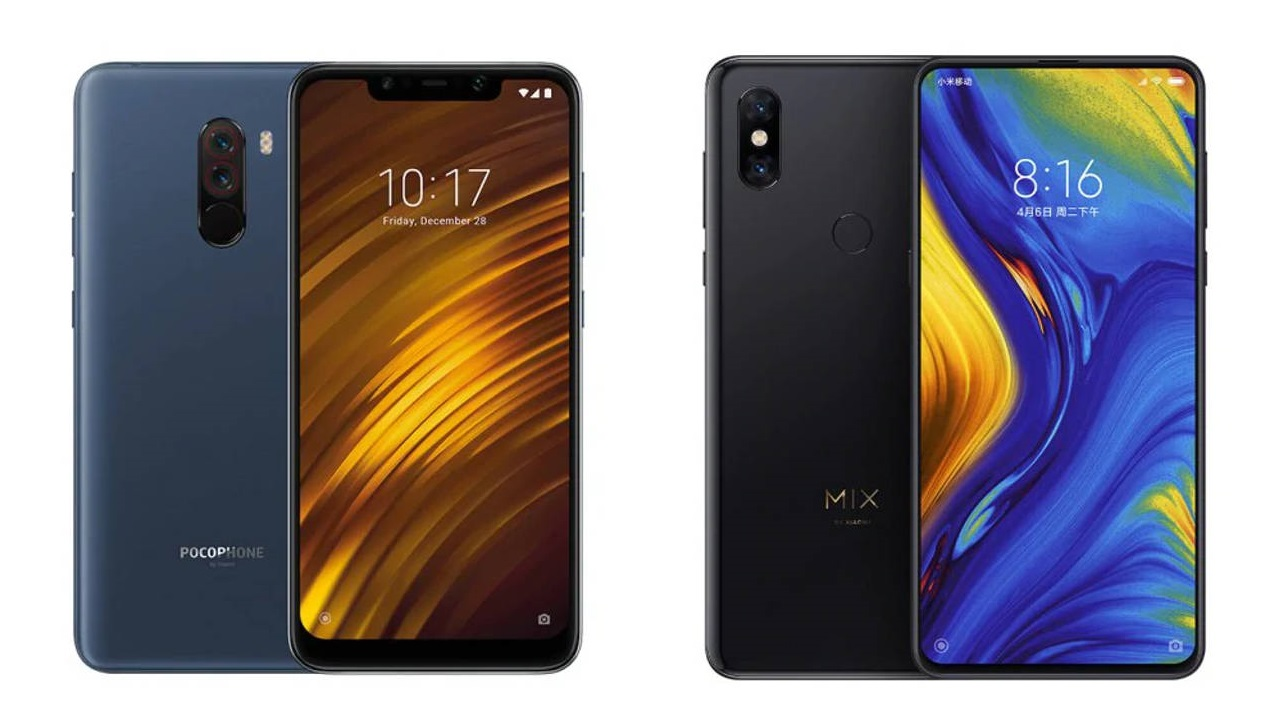 This mod adds the EIS to 4K on POCO F1 and Xiaomi Mi MIX 3