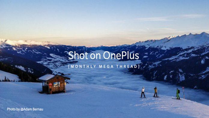 shot on oneplus