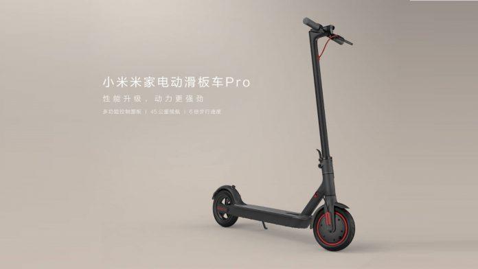 xiaomi m365 pro ist der neue elektroroller mit 45. Black Bedroom Furniture Sets. Home Design Ideas