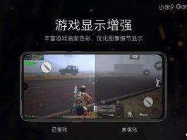 Xiaomi mi 9 Turbo-Spiel