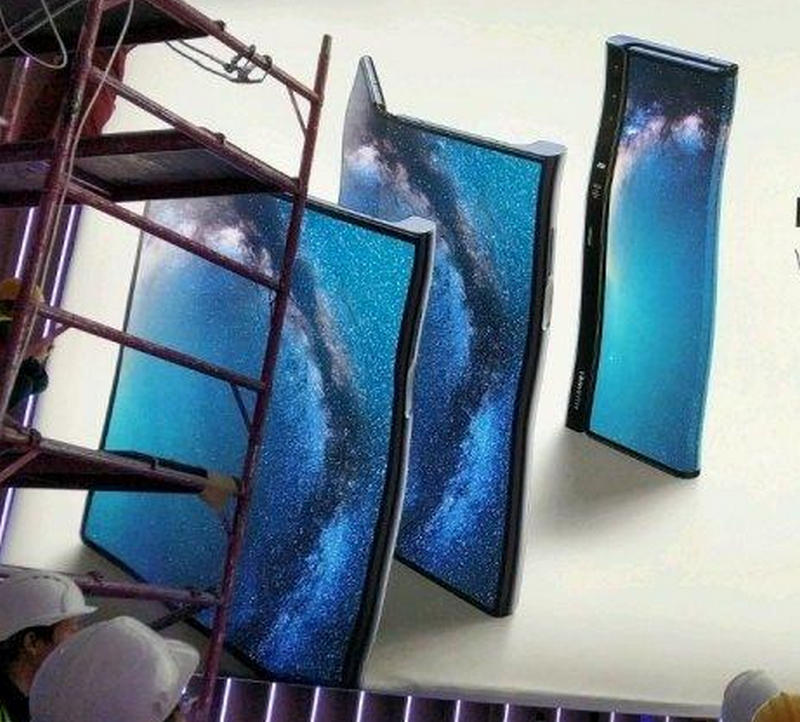 huawei mate x klappbares smartphone