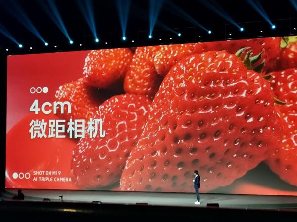 Xiaomi Mi 9 Macro