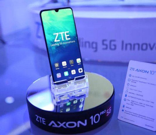 zte axon 10 5G
