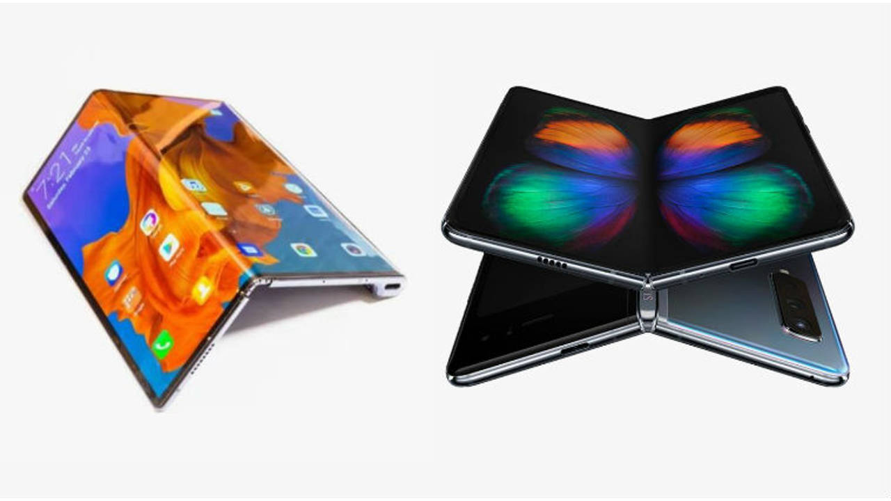 Huawei Mate X Could Be Plagiarized By Samsung Gizchina It