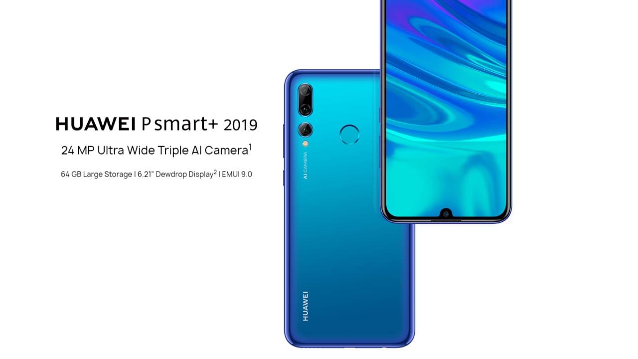 Huawei P Smart + official 2019  e4b4970df