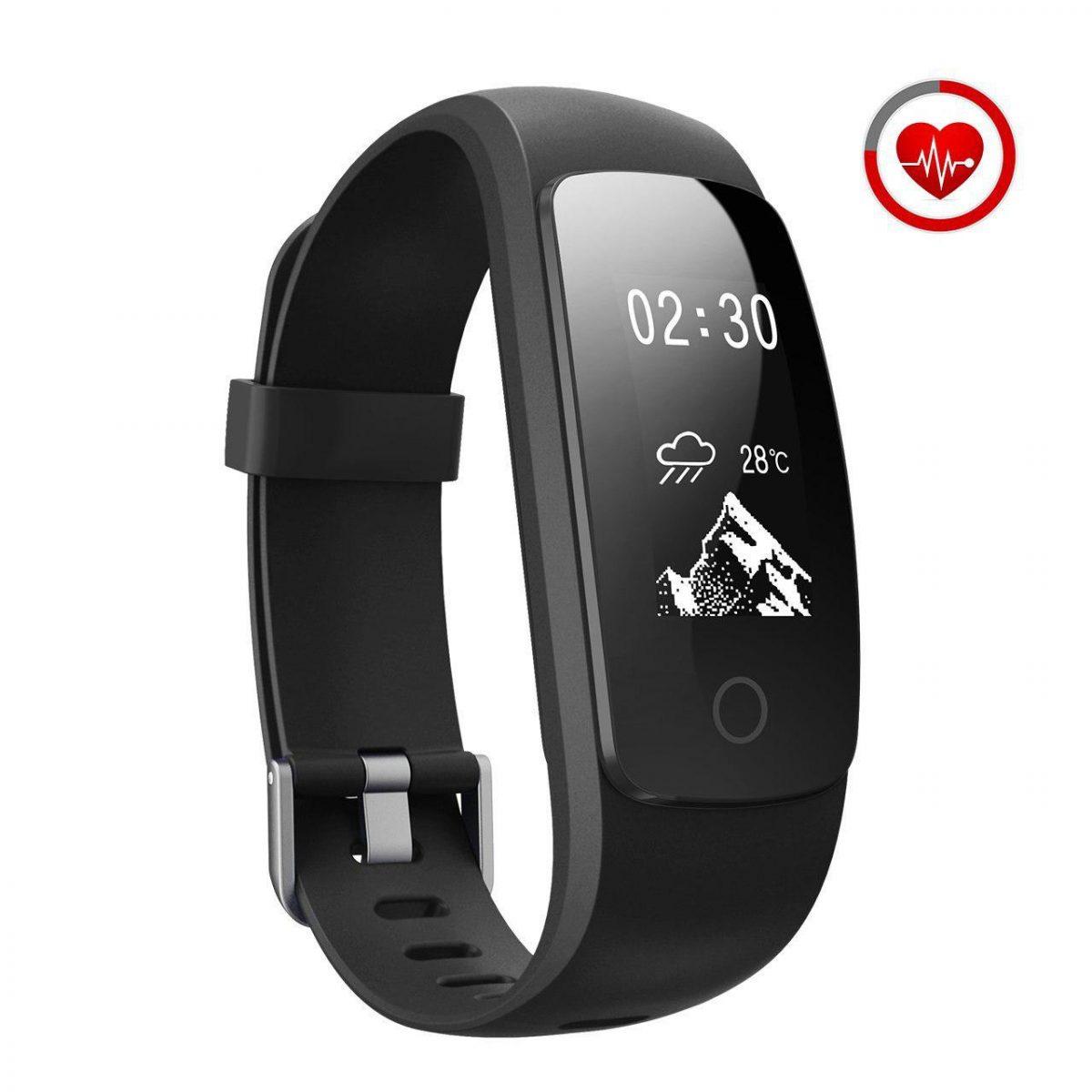 MPOW DS Smartband – GearBest