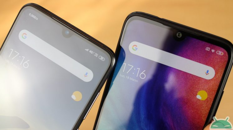 Xiaomi Mi 9 vs Redmi Note 7