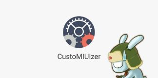 custoMIUIzer miui 10 android 9 ciasto