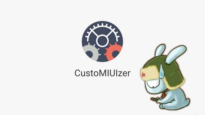 CustoMIUIzer miui 10 android 9 pie