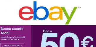 descuento de eBay