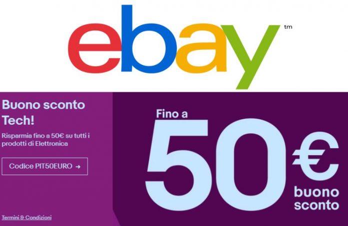 eBay sconto