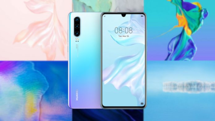 Huawei P30: download the official wallpapers and themes for EMUI 9