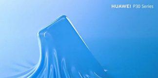 huawei p30 teaser