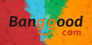 logotipo melhores ofertas banggood