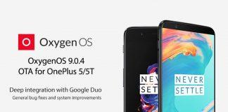 oneplus 5 oneplus 5t оксигенос 9.0.4