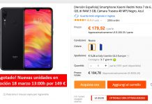 Redmi Note 7 Super Oferta
