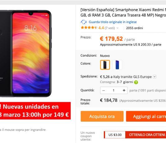 Redmi Note 7 Super Oferta