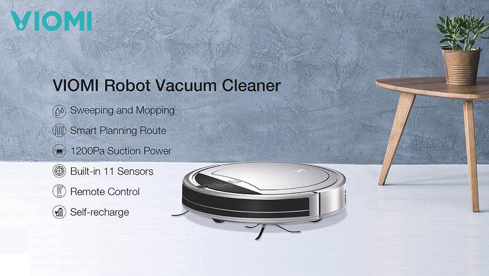 Xiaomi Viomi Vacuum Cleaner – Banggood