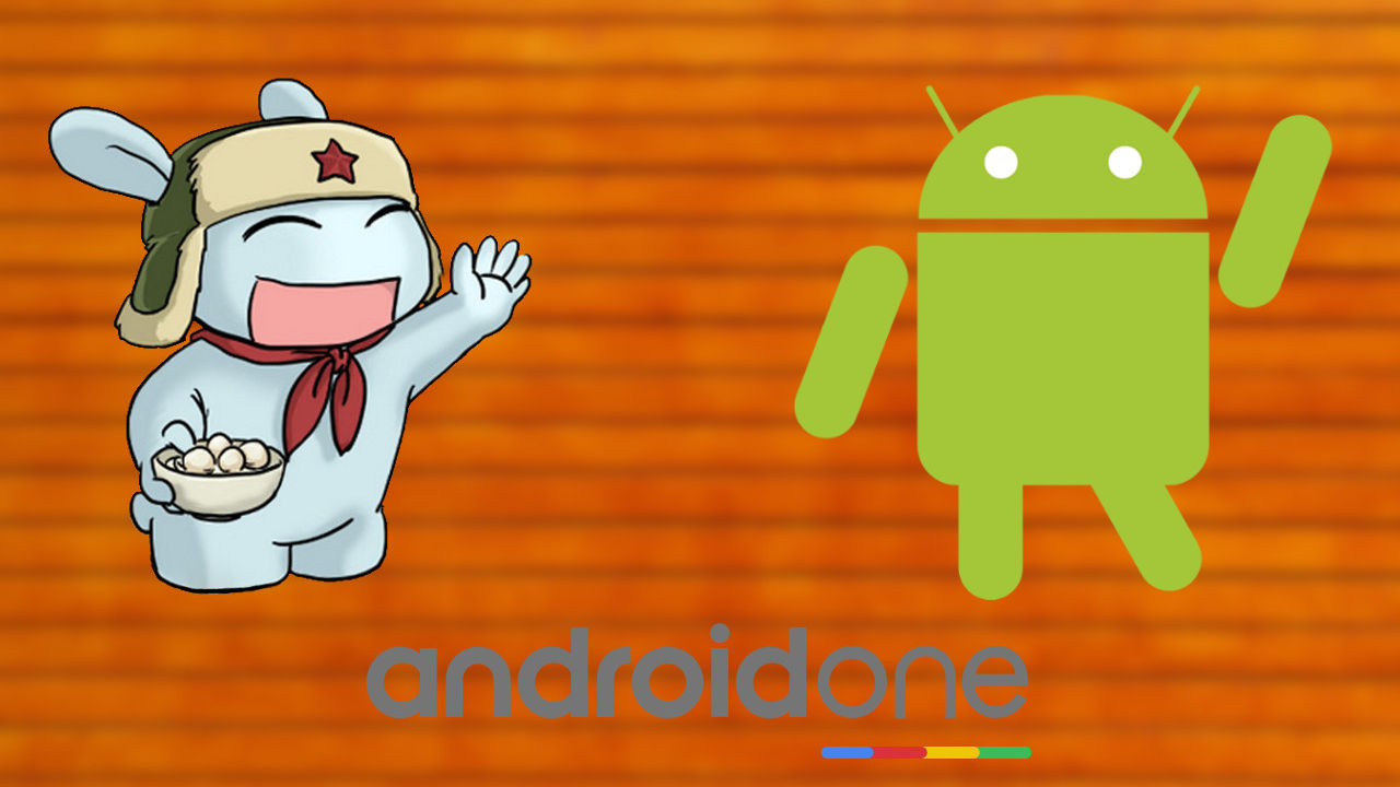xiaomi bamboo cosmos android one