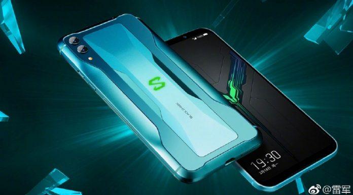 Xiaomi requin noir 2