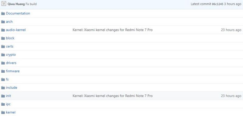 Redmi Note 7 Pro: custom ROM coming thanks to the kernel source code