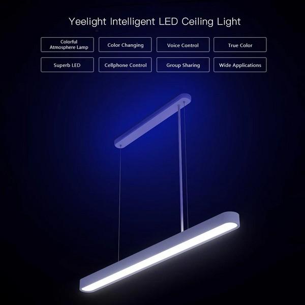Luminária pendente Xiaomi Yeelight - TomTop