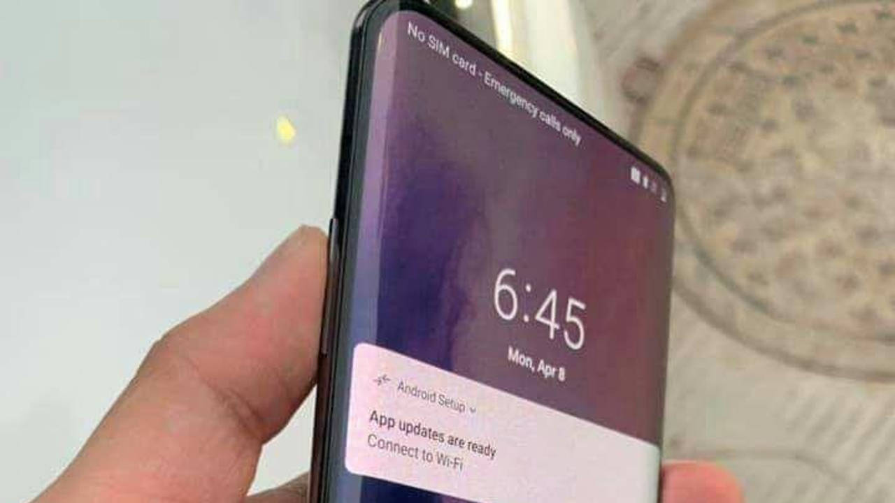 The OnePlus 7 Pro display may raise the price
