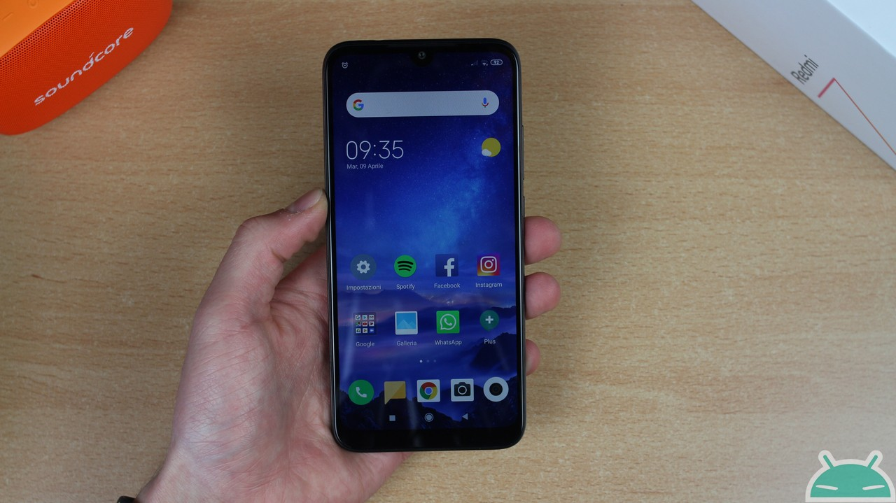 Redmi 7 Global 2 / 16 GB - Banggood