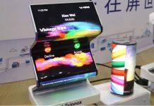 Xiaomi Mi Flex Visionox