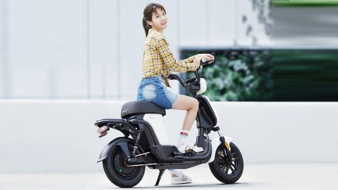 Bicicleta eléctrica xiaomi mi himo t1