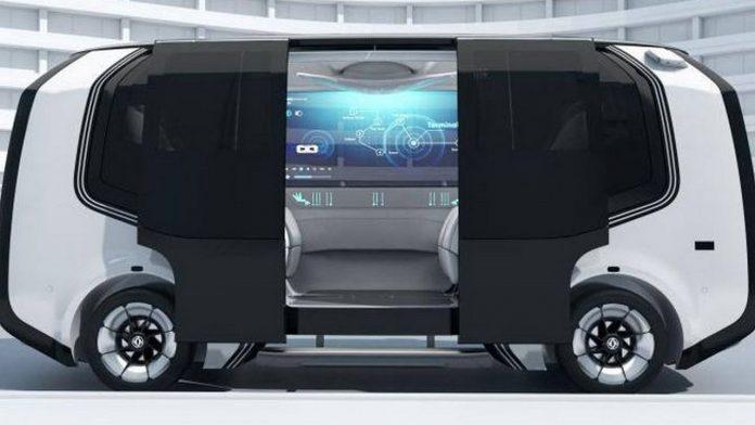 Huawei inteligentny samochód