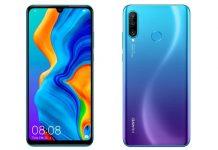 Huawei p30 облегченный