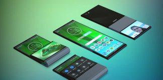 lenovo smartphone pieghevole