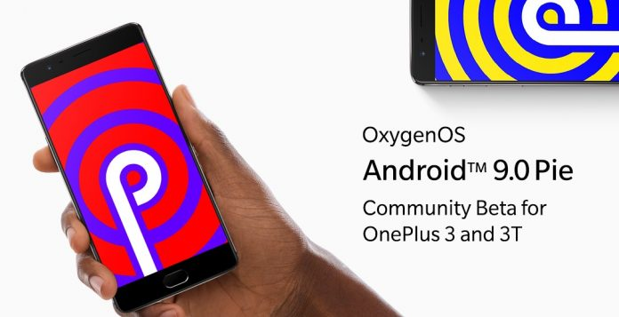 Android 9-Community Beta OnePlus 3