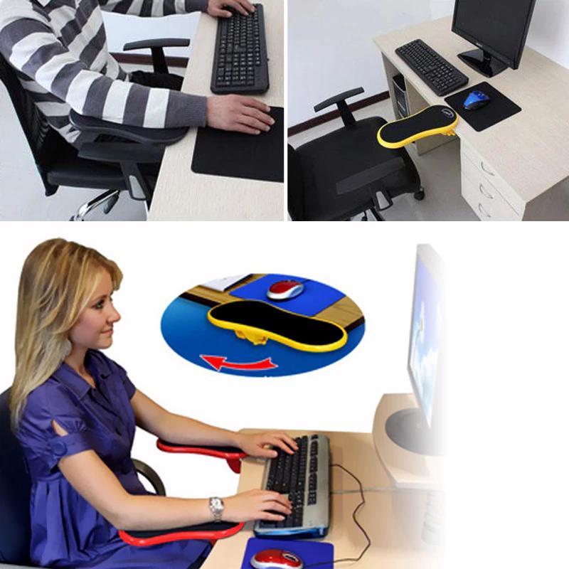 Poggiabraccia da scrivania