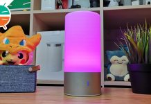 Review Alfawise Smart Light WL32