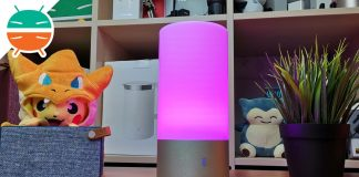Recensione Alfawise Smart Light WL32